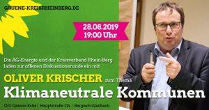Oliver Krischer - Diskussionsabend